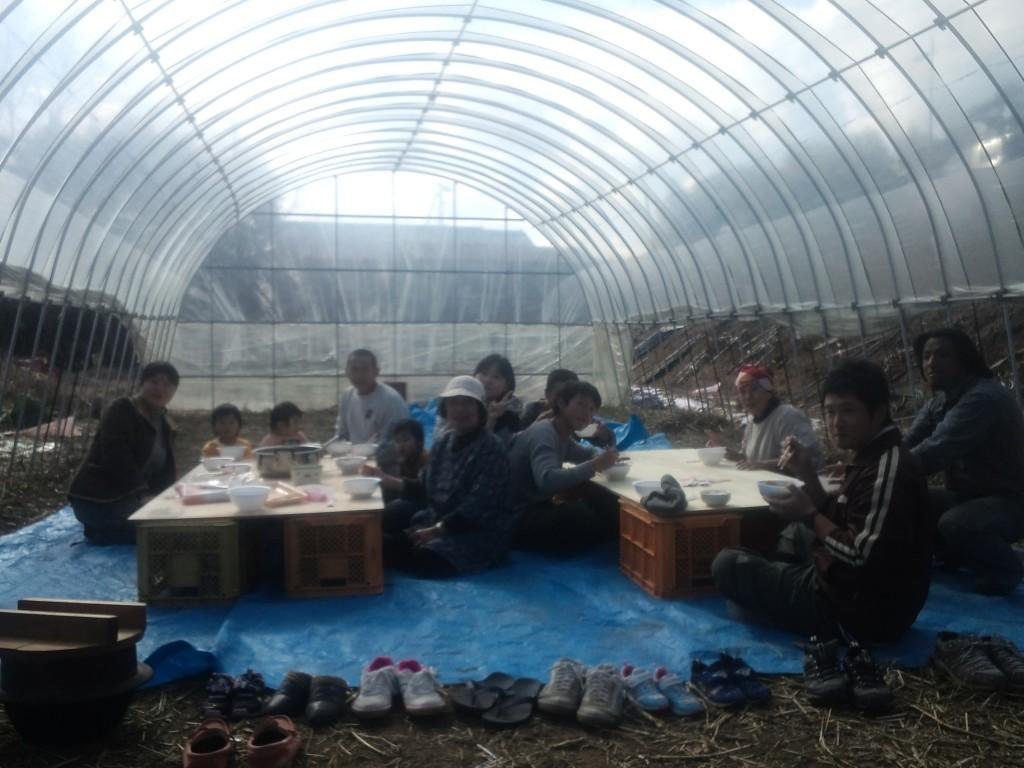 12月4日(日)阿久根さん蕎麦打ち体験
