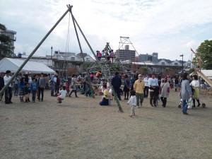 フェスタ2014_遊び村